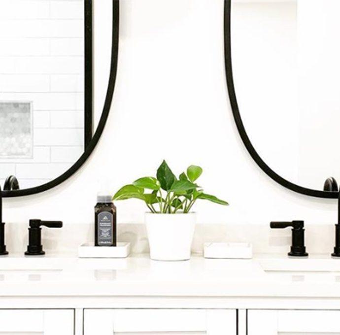 Restroom Refresh . Design Inspiration